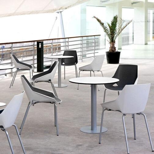 Krēsls-Viva. sapulču-krēsls. Ziemeļu-akcents Actiu Стул-Viva Конференц-кресла-стул